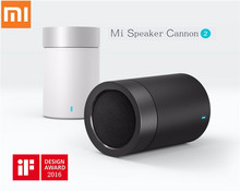 Original Xiaomi Bluetooth Speaker Cannon 2 II Portable Wireless Speaker For iPhone iPad Samsung Smartphones(China)