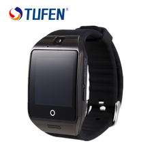 2017 new NFC Bluetooth Smart Watch Q18 With Camera facebook Sync SMS MP3 Smartwatch Support Sim TF Card For IOS Android Phone