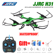 Waterproof Drone JJR/C H31 No Camera Or 2MP Camera Or WiFi FPV Camera Headless Mode RC Quadcopter Helicopter Vs Syma X5HW X5SW