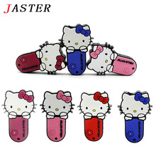 JASTER Promotion Gift Sword pen drive cartoon pendrive 8gb 16gb 32gb 64gb cross model pen driver hard disk Stick flash memeory