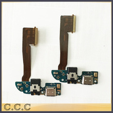New for HTC One m8 Micro USB charger charging connector dock port flex cable with mic microphone