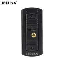 JERUAN METAL C9 VIDEO DOOR PHONE INTERCOM SYSTEM CAMERA ONLY OUTDOOR(China)