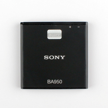100% Original Replacement Battery BA950 For Sony Xperia ZR SO-04E M36h C5502 C5503 AB-0300 Phone Battery 2300mAh