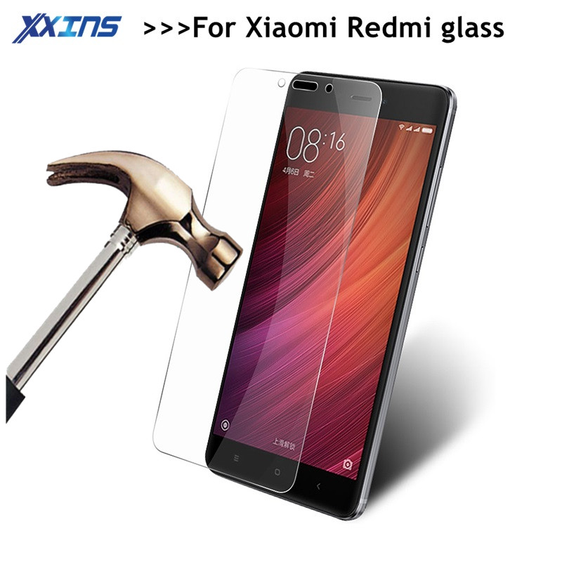 Xxins 9H Tempered Glass Xiaomi A1 Redmi 5A 5 plus 4A 4X Note 3 4 Global Version Official Mi5X Screen protective cover Film