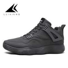 New Classic Cushion Damping Men Basketball Shoes Boots Breathable Outdoor Sports Sneakers High Top Basketball shoes(China)