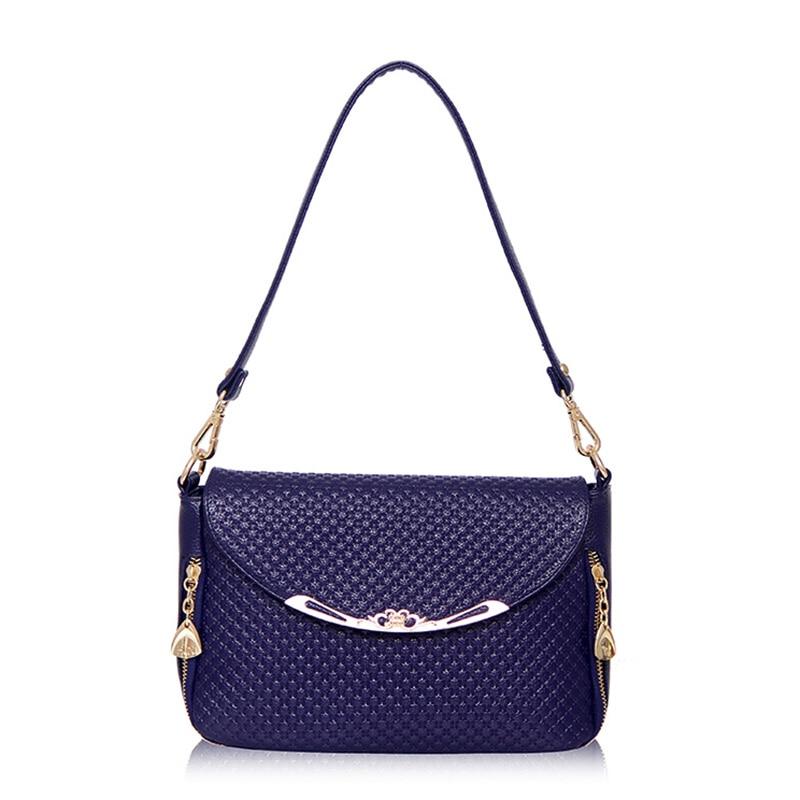Hot Sale Women Messenger Bag Vintage PU Leather Bag Ladies Women Leather Handbags High Quality Shoulder Bag Famous Brands ST204<br><br>Aliexpress