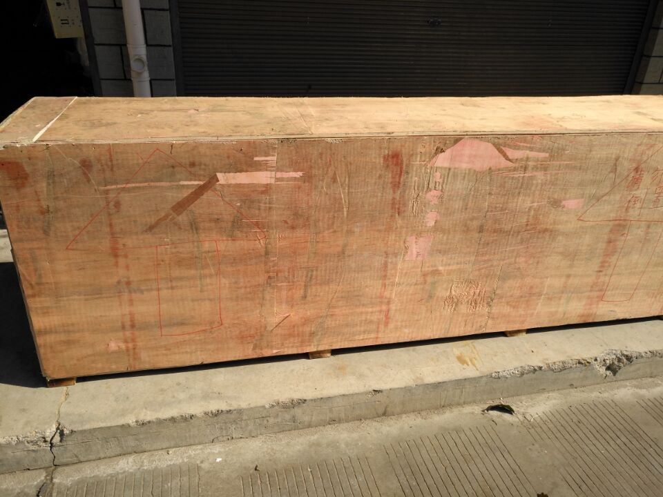 Wooden box packing to russia<br>
