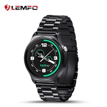 Buy LEMFO GW01 Smart Watch MTK2502 Bluetooth Heart Rate Monitor Smartwatch Clock IOS Android Phone for $60.90 in AliExpress store