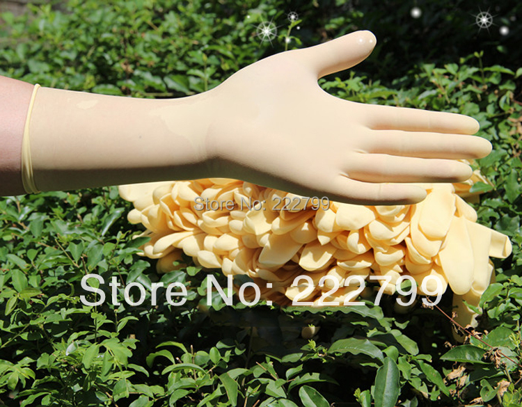free shipping Hot-selling rubber gloves lengthen thickening disposable gloves latex gloves bowl washing gloves<br><br>Aliexpress