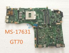 MS-17631 For MSI GT70 Laptop Motherboard Mainboard 100%tested fully work
