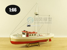 NEW wooden scale ship scale model 1/66 Naxox assembly model kits classical wooden sailing boat ship model kit(China)