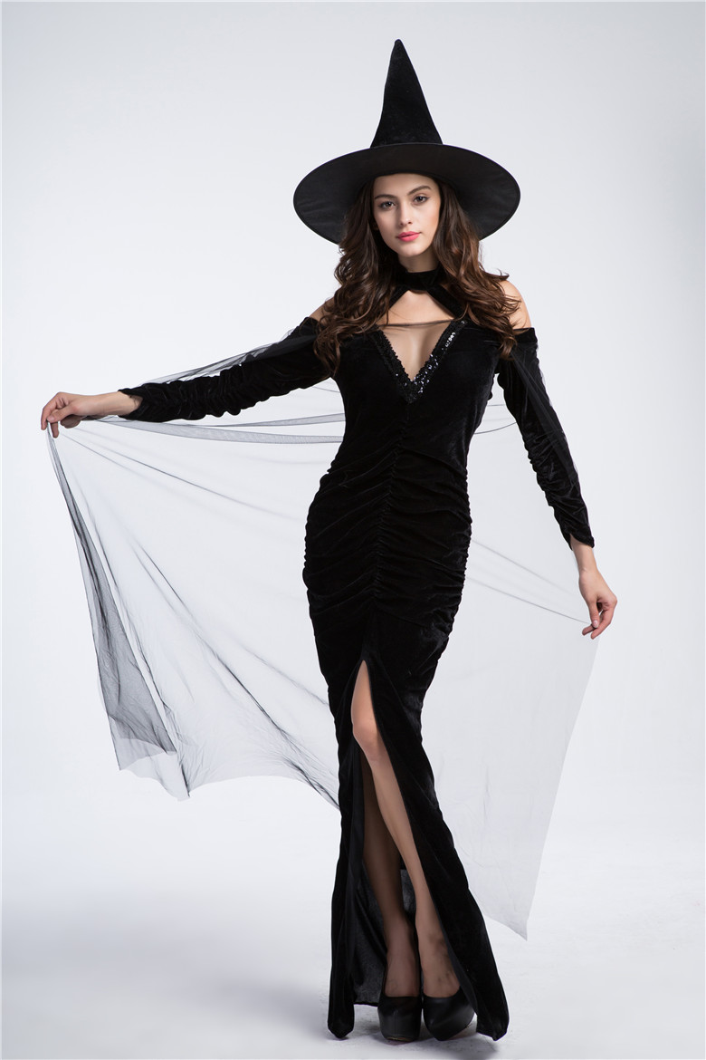 Black Costume Ideas Promotion-Shop for Promotional Black Costume ...