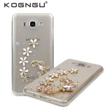 Buy Kogngu Fashion Phone Accessories Samsung Galaxy J5 2016 Case Diamond Bling Luxury Rhinestone Cases Samsung J5 2016 Cover for $4.02 in AliExpress store