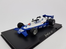RBA 1:43 Tyrrell 008 1978 Patrick Depailler Brand new Die-Cast Scale Model Car