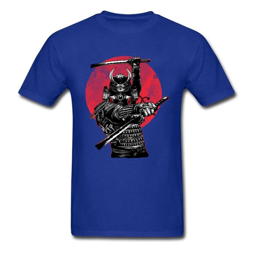 RONIN Crew Neck T Shirts Summer Tops & Tees Short Sleeve Discount 100% Cotton Geek Tops Tees Normal Mens Wholesale RONIN blue