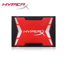 Kingston HyperX Savage SSD 480GB Internal Solid State Drive 240GB 120G SATA III Gaming HDD HD SSD Hard Drive for Notebook Laptop