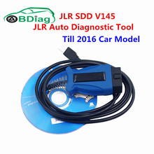 2017 Newest JLR SDD V145 Auto Diagnostic Tool Special For Land Rover/For Jaguar OBD2 Diagnostic Interface CNP Free Shipping(China)