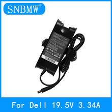 China Made Original High Quality 19.5V 3.34A 65W Laptop Personal Computer Power Adapter For Dell PA-2E WIth 7.4*5.5mm DC Charger(China)