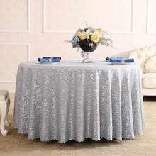 Flower Around Floor  Poyester Cotton  Rectangle Round Square Hotel Tablecloths Wedding Tablecloth Round Tablecloths, Rectangular