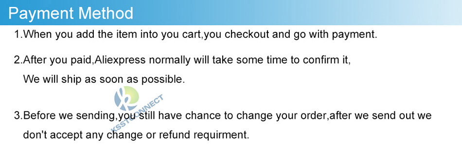 1--Payment Method