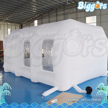 En14960 Certificated Portable Cheap Price Car Spray Booth Inflatable Spray Paint Tent For Car