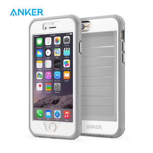 Anker Ultra Protective Case With Built-in Clear Screen Protector for iPhone 6 / iPhone 6s (4.7 inch) , Dust Proof Design(China)