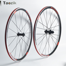 original COSTTU bearing  v 700c wheel 18/24  hole racing road bike wheelset wheel