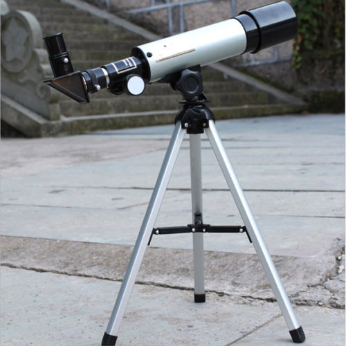 Max 90x Children Gift Students Present F36050 Refractor Space Astronomical Monocular Telescope Teleskop Astronomic with tripod<br>