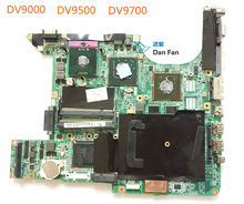 461068-001 For HP Pavilion DV9000 DV9500 DV9700 Laptop Motherboard DA0AT5MB8E0 Mainboard 100%tested fully work(China)