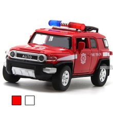 Alloy Police Car 110 SUV Car Toy Model Christmas kids Toys Collection