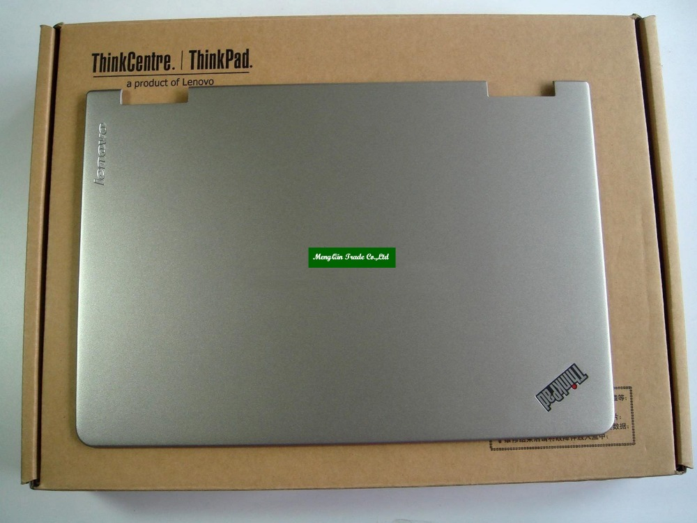 New/Orig IBM Lenovo Thinkpad S1 S240 Yoga Lcd rear cover 04X6447 AM10D000900 siler<br><br>Aliexpress