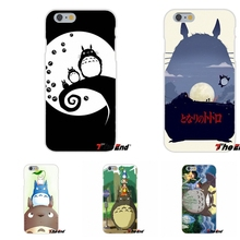 For Huawei G7 G8 P8 P9 Lite Honor 5X 5C 6X Mate 7 8 9 Y3 Y5 Y6 II Pretty My Neighbor Totoro cute Art Silicone Soft Phone Case