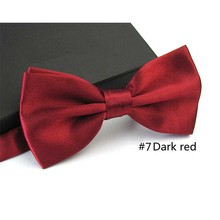 2017 Gentleman Wedding Party Tuxedo Marriage Butterfly Cravat New Men Bright Color Bow Tie Adjustable Business Bowties For Gifts