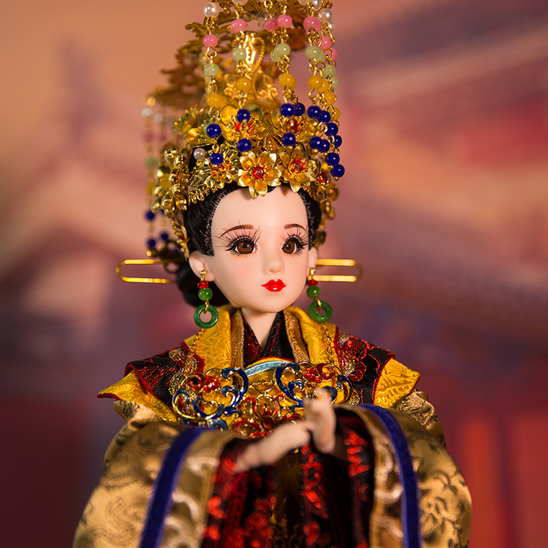 Dolls Empress BJD Girl 3