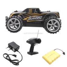 1:16 High Speed 4WD Remote Radio RC Racing Control Car Off Road Model Gold Toys Gifts New #HC6U# Drop shipping(China)