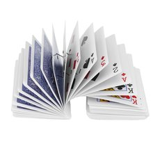 Hot ! OCDAY Fashion Ordinary Poker Playing Card Magic Show Trick Props Deck Cards Educational Toys Playing Cards For Adult Kids