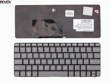 New US Laptop Keyboard For HP mini 100E GRAY PN:615967-001 Repair Notebook Replacement keyboards(China)