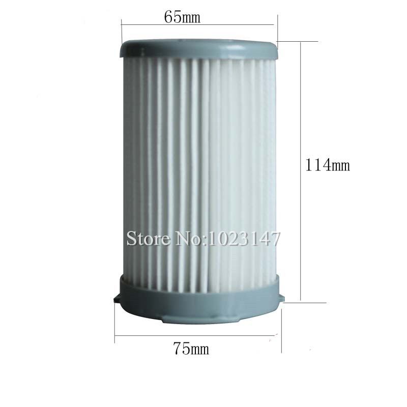 Vacuum Cleaner Parts Dust Filter HEPA Filter Cyclone Filter Replacement for Electrolux ZS203,ZT17635,Z1300-213 Accessories(China (Mainland))