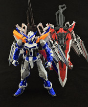 Free shipping BTF Sword Weapon Unit Equipment for 1/100 MG MBF-P03R Gundam Astray Blue Frame