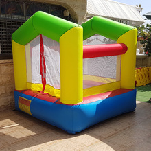 Nylon Home Used Bouncer Inflatable Castle Jumping Castle Trampoline Bounce House Mini Bouncy Castle Bouncer Kids Toys for Sale