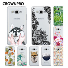Buy CROWNPRO FOR Coque Samsung Galaxy Grand Prime Case Cover G530 G5308W Phone Back Soft Silicone FOR Funda Samsung Grand Prime Case for $1.20 in AliExpress store
