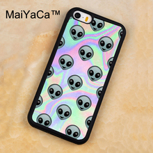 MaiYaCa Emoji Smiley Emoticon Printed Soft Rubber Mobile Phone Cases For iPhone 5 5S Back Cover For iphone SE Shell Cover(China)