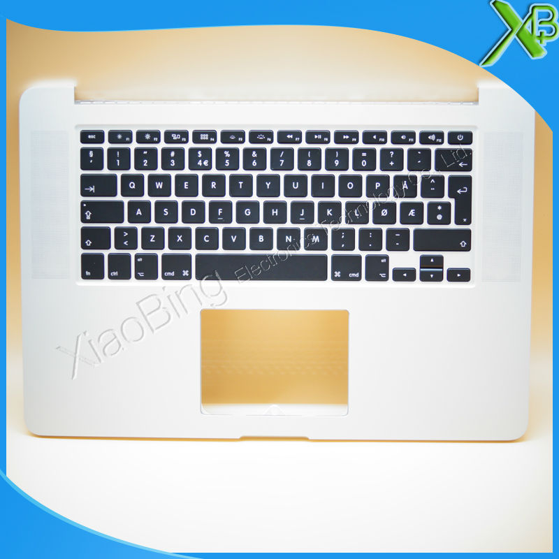 New TopCase with NO Norway Norwegian Keyboard for MacBook Pro Retina 15.4 A1398 2013-2014 years<br><br>Aliexpress