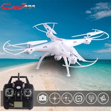 New! Cool Syma X5SC 2.4 G 6 Axis GYRO RC Quadcopter RTF RC com 2.0 MP camera Syma X5C X8C