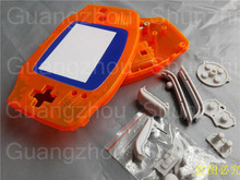 20* Shell Case for Gameboy GBA Console Free Shipping - With New Lens