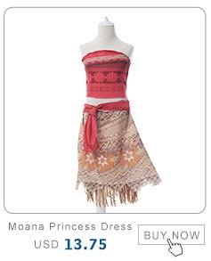 Moana Costume