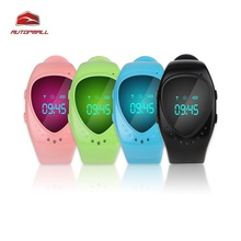 Children Smart Watch A6 Kids GPS Tracker Phone SOS Button Lifetime Free Android IOS APP Tracking Two Way Talk