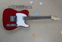 2059Free shipping HOT ! tele guitar High Quality red tele guitar Ameican standard telecaster electric Guitar in stock  @6