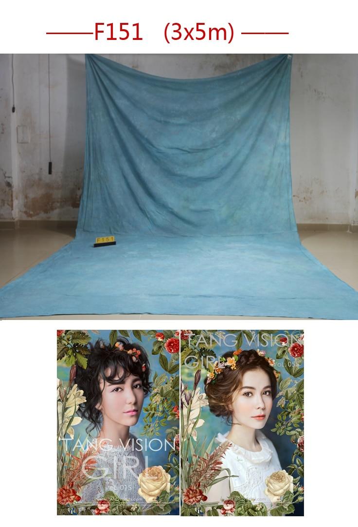2017 Newest  3x5m Tye-Die Muslin Fantasy Backdrop F151,photo background photography backdrop ,backgrounds for photo studio<br>