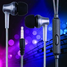 New Style In Ear Perfume  KY-402 Earphones Stereo Super Bass Music Headset For Samsung For IPhone